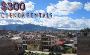 300 cuenca rentals