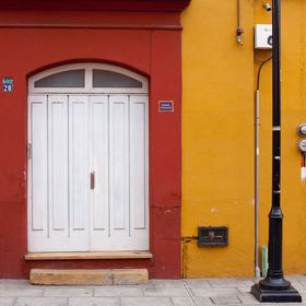 Residence in Oaxaca, Mexico