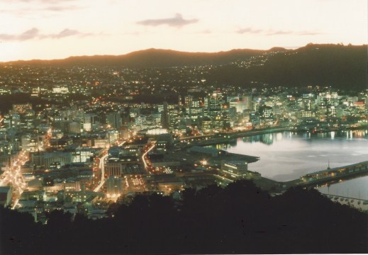 Wellington, NZ (photo by Michael)