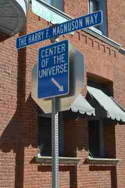 center-of-the-universe
